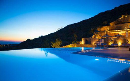 Luxury Villa for Rent in Mykonos – Greece | Choulakia | Private Pool |Jacuzzi | Sleeps 14 +2 | 7+1 Bedrooms |9 Bathrooms| REF: 180412149 | CODE: CLM-1