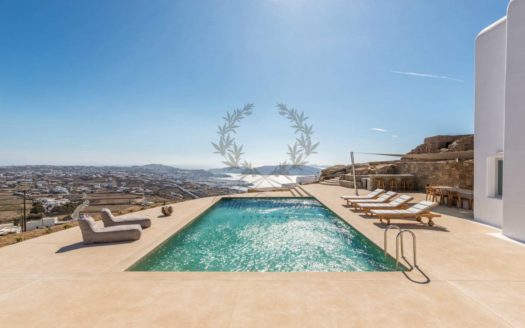 Luxury Villa for Rent in Mykonos – Greece | Agia Sofia | Private Pool | Mykonos  view | Sleeps 14 | 7 Bedrooms | 7 Bathrooms | REF:  180412147 | CODE: TDS-2