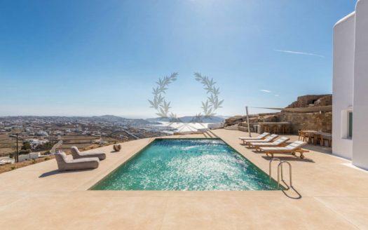Luxury Villa for Rent in Mykonos – Greece | Agia Sofia | Private Pool | Mykonos view | Sleeps 14 | 7 Bedrooms | 7 Bathrooms | REF: 180412147 | CODE: TDS-2