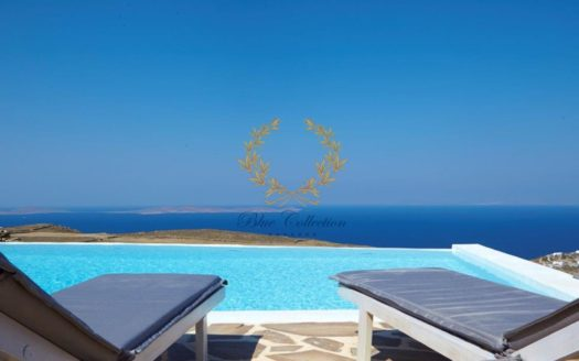Private Villa for Rent in Mykonos – Greece | Fanari | Private Pool | Breathtaking Sea views |Sleeps 8 |4 Bedrooms |4 Bathrooms |REF: 18041241 |CODE: LGT-1