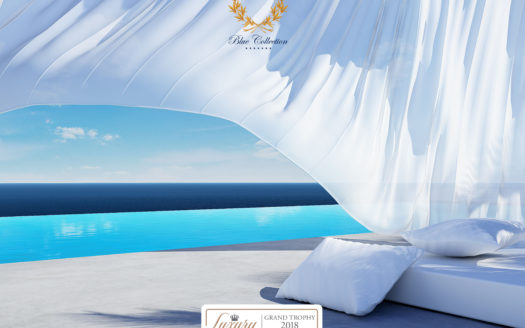 Blue Collection Mykonos became the winner of the International Award of Luxury Lifestyle Awards 2018 in the category of Luxury Villas Rent Service in Greece.