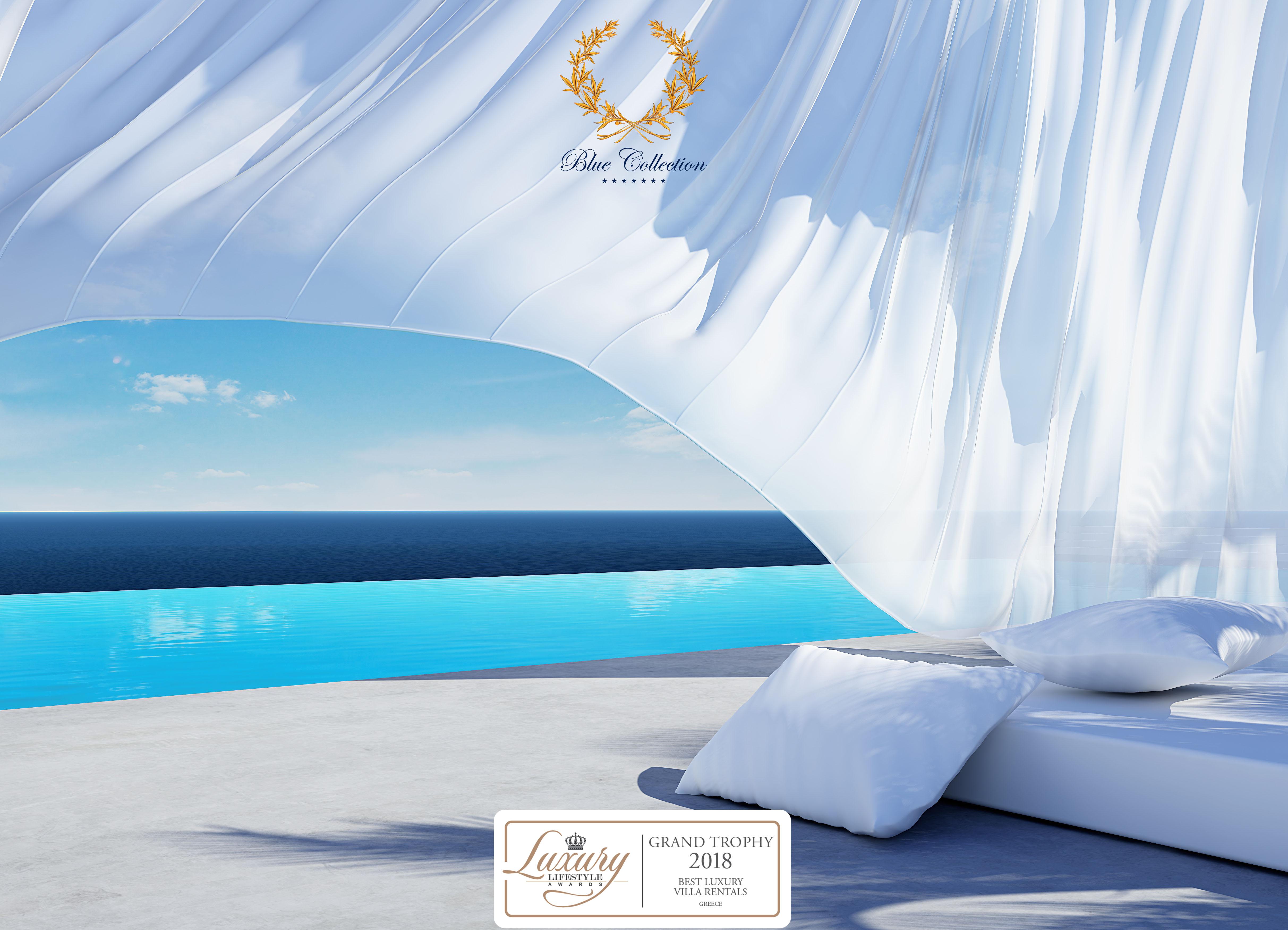 Welp Mykonos Best - 2018 Winner of the International Luxury Lifestyle NE-91