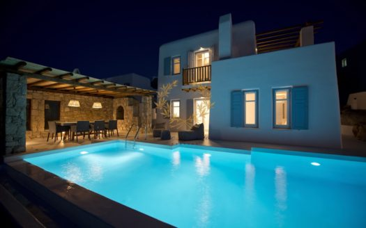 Private Mykonos Villa for Rent |Greece| Ornos |Private Pool |Sea views | Sleeps 6|3 Bedrooms |3 Bathrooms|REF: 180412173|CODE: AMG-6
