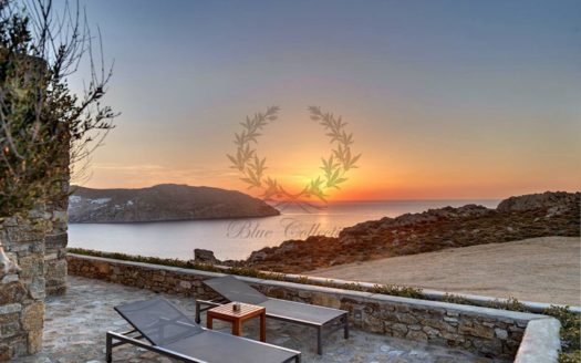 Luxury Villa Complex for Rent in Mykonos – Greece | Super Paradise | Private Pool | Absolute Privacy | Sleeps 11 | 6 Bedrooms |5 Bathrooms| REF:  180412148 | CODE: SPC-1