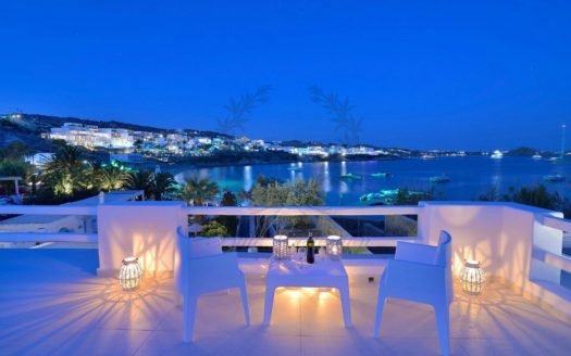 Luxury Villa for Rent in Mykonos Greece| Psarou Beach | Private Pool | Sea views | Sleeps 8 | 4 Bedrooms |4 Bathrooms| REF: 180412186 | CODE: KNS