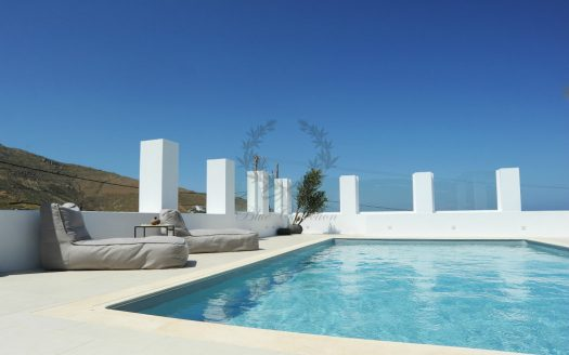 Private Villa to Rent in Mykonos Greece| Panormos | Private Pool |Jacuzzi | Sleeps 12 | 6 Bedrooms |6 Bathrooms| REF: 180412190 | CODE: PNS-1
