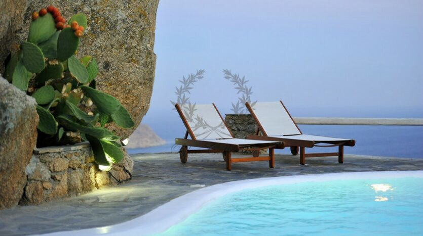 Mykonos Chalara – Private Villa with Infinity Pool & Amazing view for rent (21)