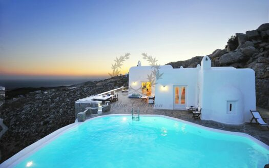 Mykonos Chalara – Private Villa with Infinity Pool & Amazing view for rent (22)