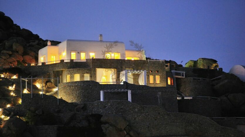Mykonos Chalara – Private Villa with Infinity Pool & Amazing view for rent (23)