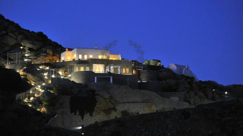 Mykonos Chalara – Private Villa with Infinity Pool & Amazing view for rent (24)