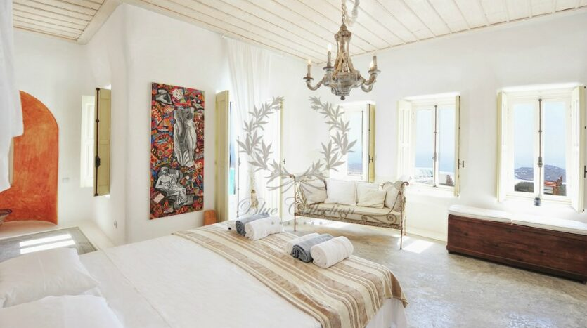 Mykonos Chalara – Private Villa with Infinity Pool & Amazing view for rent (7)